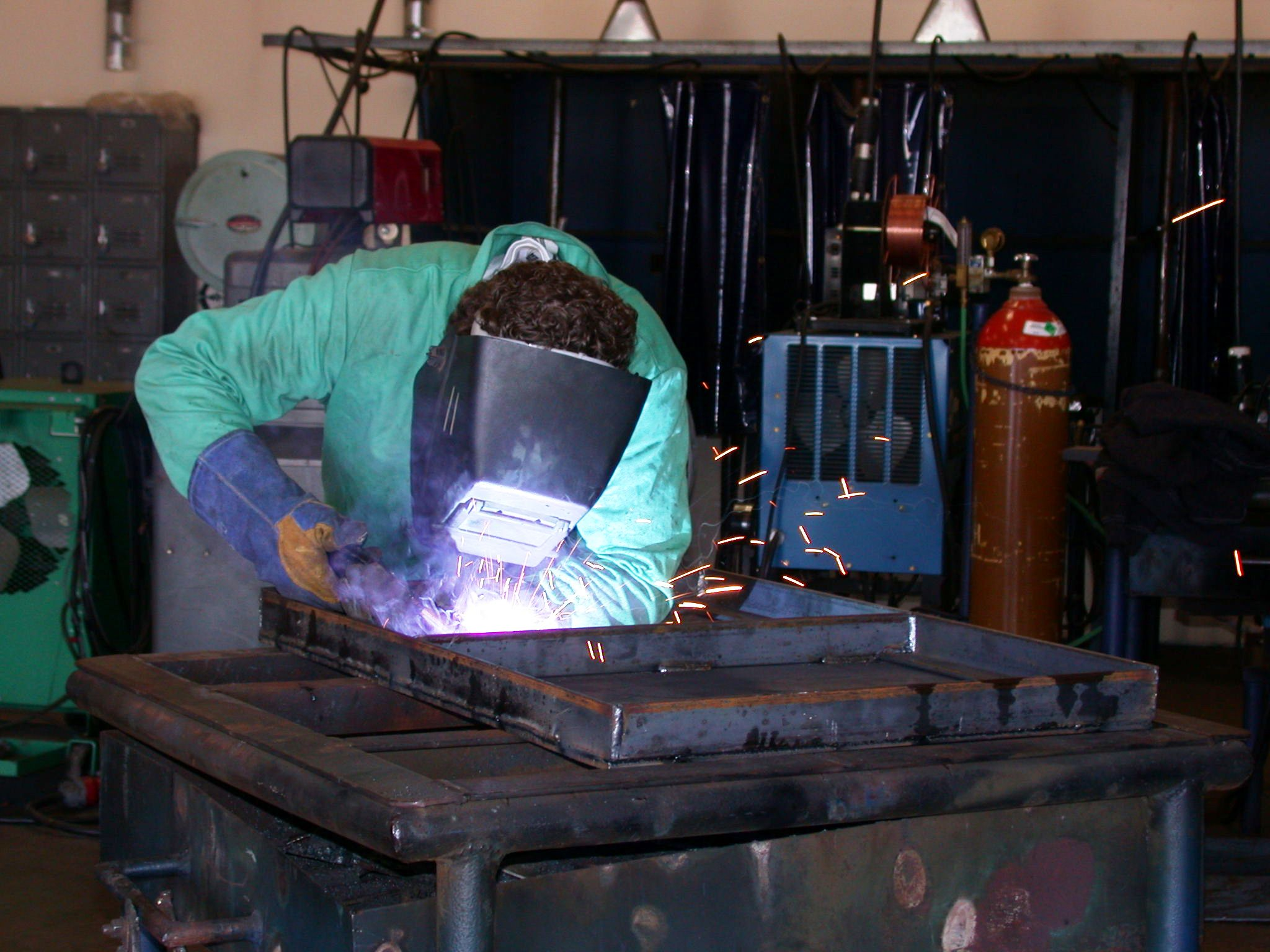 Day Welding Classes Available